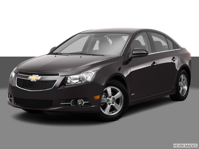 Photo Pre-Owned 2014 Chevrolet Cruze 1LT Sedan For Sale  Raleigh NC
