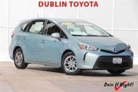 Certified Pre-Owned 2016 Toyota Prius v Three Wagon in Dublin, CA