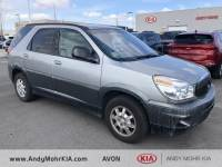 Pre-Owned 2004 Buick Rendezvous CXL FWD 4D Sport Utility