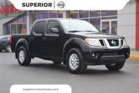 Certified 2017 Nissan Frontier SV Truck Crew Cab For Sale in Fayetteville, AR