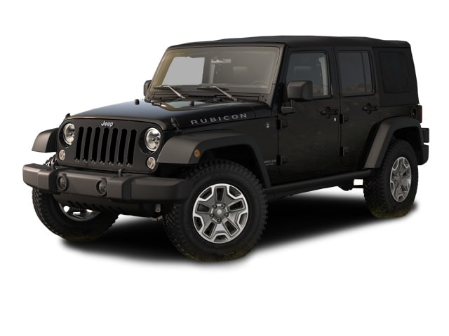Photo Used 2015 Jeep Wrangler Unlimited Rubicon Hard Rock For Sale  Serving Thorndale, West Chester, Thorndale, Coatesville, PA  VIN 1C4HJWFG8FL764869