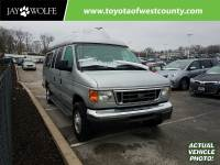 Pre-Owned 2006 FORD ECONOLINE VAN CARGO Rear Wheel Drive E-350 Super