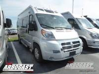New 2018 Roadtrek Zion Zion Front Wheel Drive Full-size Cargo Van