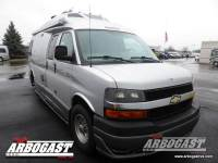Pre-Owned 2011 Roadtrek Roadtrek 210-Popular Rear Wheel Drive Full-size Cargo Van