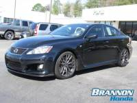 Pre-Owned 2010 Lexus IS F 4dr Sdn 4dr Car