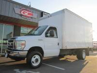 2008 Ford E-350 DRW Box Van Tommy Lift