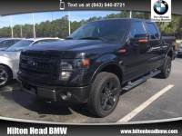 2013 Ford F-150 FX4 * Clean Trade In * 4-Wheel Drive * Navigation Truck SuperCrew Cab 4x4