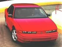 1996 Oldsmobile Cutlass Supreme Coupe Front-wheel Drive