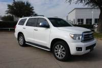 Pre-Owned 2015 Toyota Sequoia Limited SUV For Sale in Frisco TX