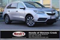 Used 2015 Acura MDX SH-AWD with Technology Package