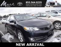 Used 2012 Toyota Camry SE w/Bluetooth, Power Package, Power Seat & Alloy Sedan in Plover, WI