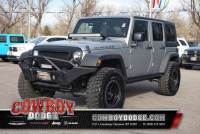 2014 Jeep Wrangler Unlimited Rubicon 4WD Rubicon for sale in Cheyenne, WY