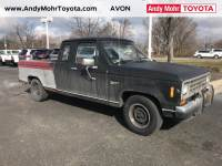 Pre-Owned 1986 Ford Ranger XLT RWD Super Cab Pickup