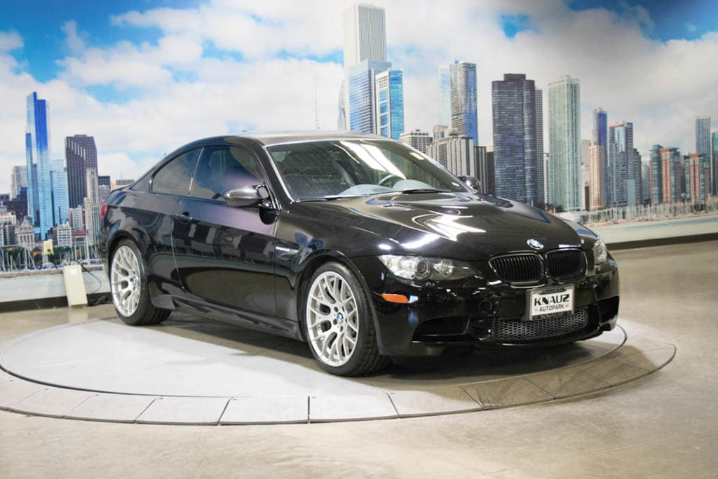 Photo Used 2013 BMW M3 Coupe For Sale  Lake Bluff IL