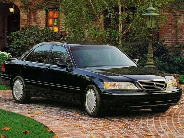 Photo Used 1998 Acura RL 3.5 Special Edition Sedan