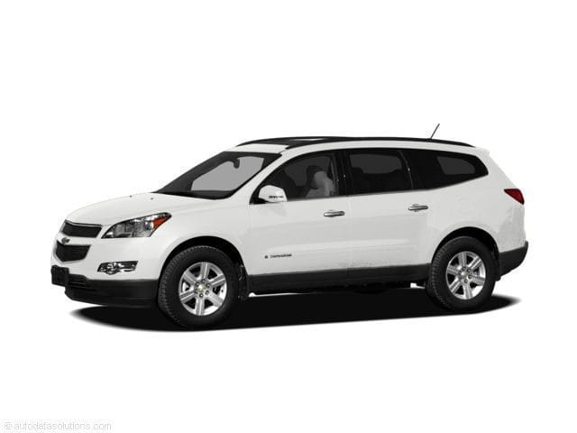 Photo Used 2010 Chevrolet Traverse LT in Ames, IA