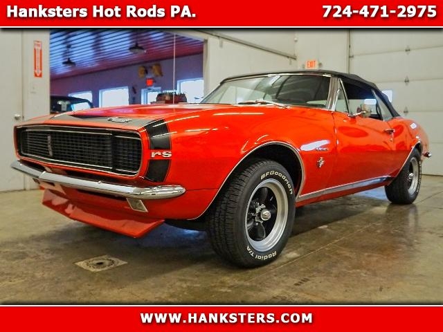 Photo 1967 Chevrolet Camaro Convertible RS SS Style