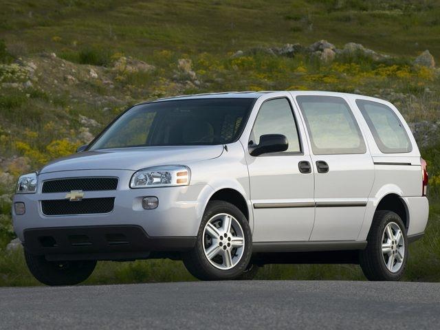 Photo 2006 Chevrolet Uplander Cargo Van Cargo Van