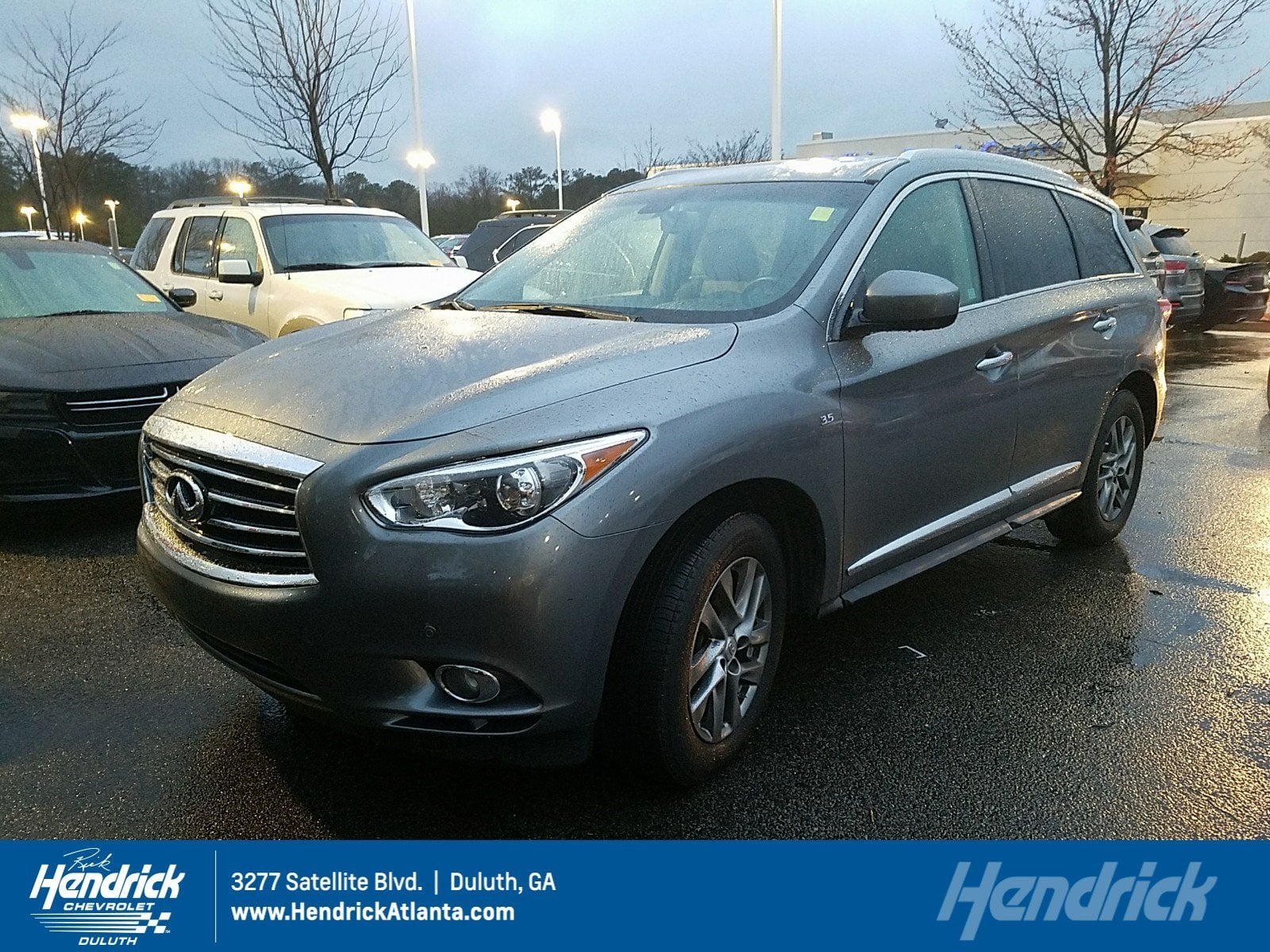 Photo 2015 INFINITI QX60 3.5 with Premium Package SUV in Franklin, TN