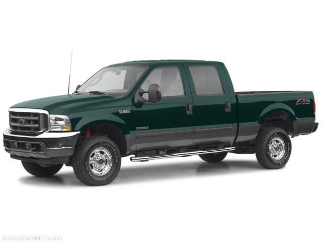 Photo 2004 Ford Super Duty F-350 SRW King Ranch Pickup Truck in Albuquerque, NM