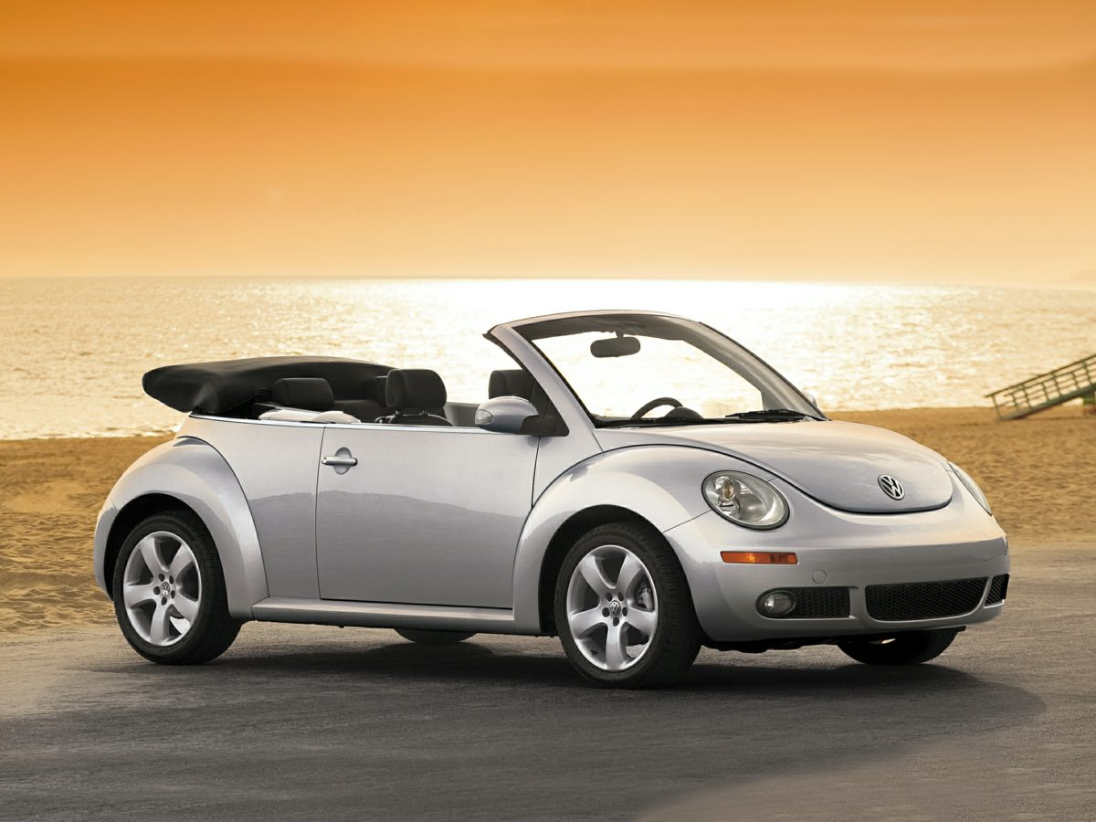 Photo Pre-Owned 2009 Volkswagen New Beetle 2.5L Convertible For Sale  Raleigh NC