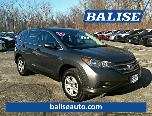 Photo Used 2012 Honda CR-V LX for Sale in West Springfield, MA