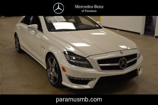 Photo 2013 Mercedes-Benz CLS 63 AMG Base A7 Coupe