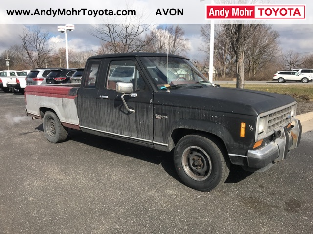 Photo Pre-Owned 1986 Ford Ranger XLT RWD Super Cab Pickup