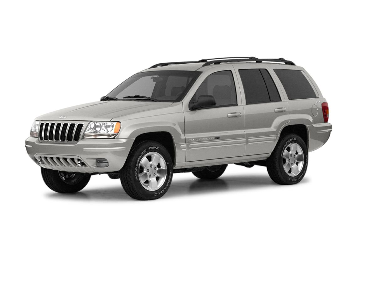Photo PRE-OWNED 2003 JEEP GRAND CHEROKEE LIMITED 4WD