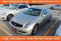 Used 2005 INFINITI G35 Coupe For Sale Saint Peters MO | JNKCV54E05M418476