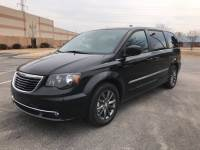 Used 2016 Chrysler Town & Country S Minivan