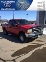 Pre-Owned 2000 Ford F-250 XLT 4WD