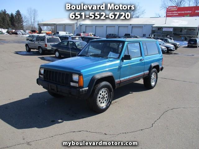 Photo 1993 Jeep Cherokee Sport 2-Door 4WD