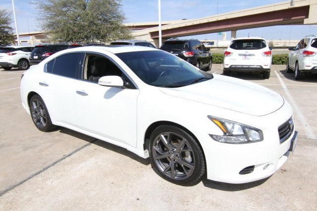 Photo 2014 Nissan Maxima 3.5 SV Sport Package