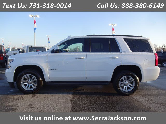 Photo Certified Pre-Owned 2017 Chevrolet Tahoe LT in Jackson, TN