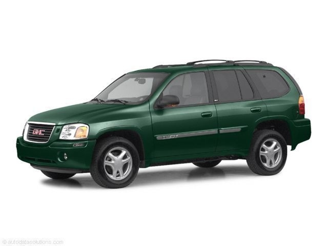 Photo 2002 GMC Envoy SUV for sale in South Jersey