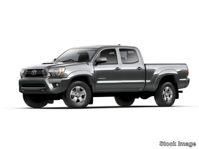 Photo Used 2015 Toyota Tacoma 4x4 V6 Truck Double Cab 4x4 Double Cab in Cockeysville, MD