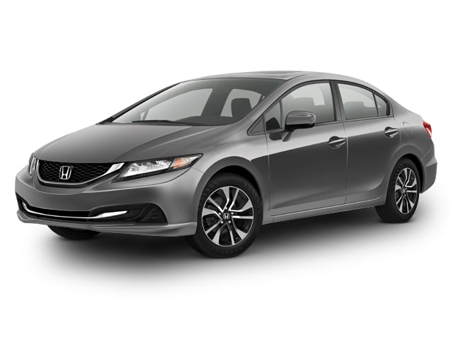 Photo Used 2014 Honda Civic Stock NumberB483 For Sale  Trenton, New Jersey