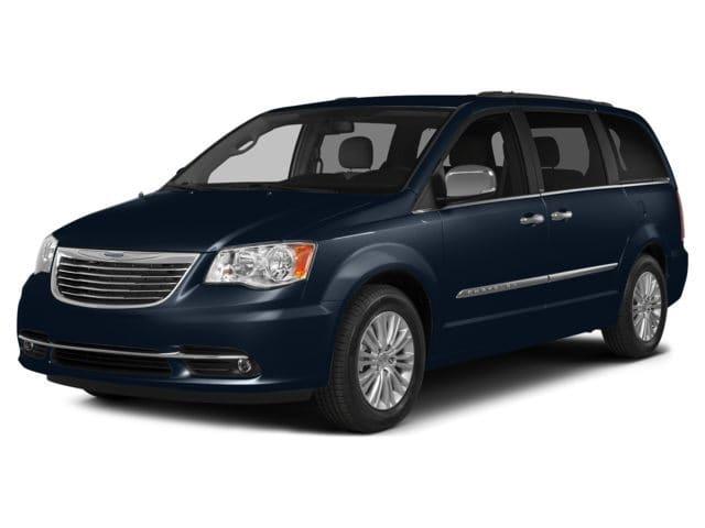Photo 2015 Chrysler Town  Country Touring-L Mini-van, Passenger