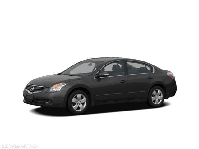Photo Used 2008 Nissan Altima 2.5 Sedan Dealer Near Fort Worth TX