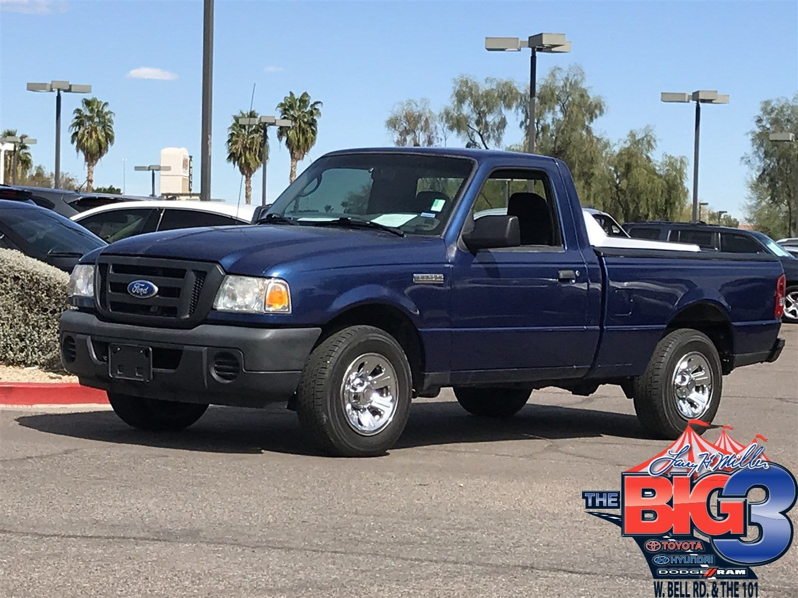 Photo Used 2009 Ford Ranger For Sale  Peoria AZ  Call 866 748-4281 on Stock H51059C
