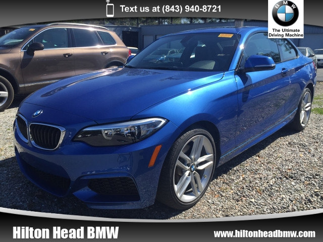 Photo 2015 BMW 2 Series 228i xDrive  CPO Warranty  One Owner  M Sport  Coupe All-wheel Drive