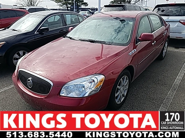 Photo Used 2008 Buick Lucerne CXL in Cincinnati, OH
