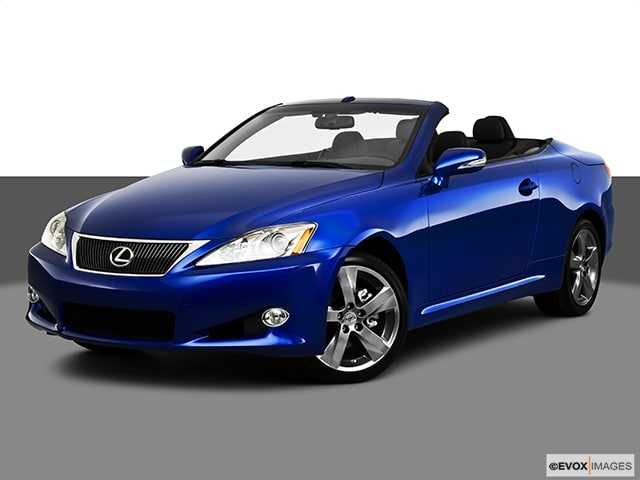 Photo Pre-Owned 2010 LEXUS IS 250C 250 C Convertible For Sale  Raleigh NC