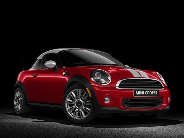 Photo Used 2013 MINI Coupe Cooper Coupe for Sale in Clearwater near Tampa, FL