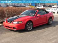 Pre-Owned 2003 Ford Mustang Cobra RWD 2D Convertible