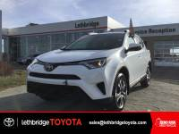Toyota Certified 2017 Toyota RAV4 LE TEXT 403.894.7645