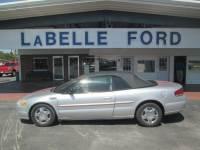 2005 Chrysler Sebring Conv 2DR CONV Convertible