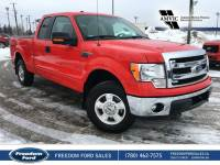 Used 2014 Ford F-150 XLT Cloth Seats, Air Conditioning Four Wheel Drive 4 Door Pickup