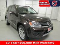 Used 2013 Suzuki Grand Vitara For Sale   Christiansburg VA